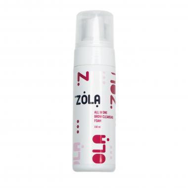 ZOLA Пена для бровей очищающая 150 мл
