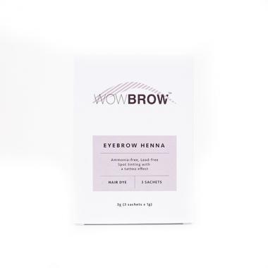 Набор 8 цветов + масло WOWBROW