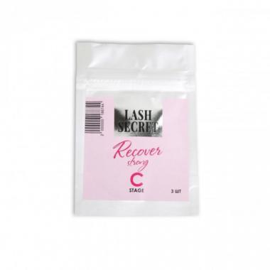 Набор составов Strong Lash Secret для ламинирования ресниц (3 шт)