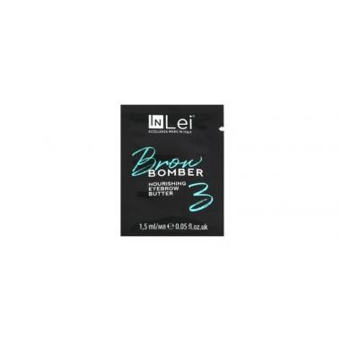 """""""BROW BOMBER 3"""" питательное масло для бровей InLei 1.5 мл"""