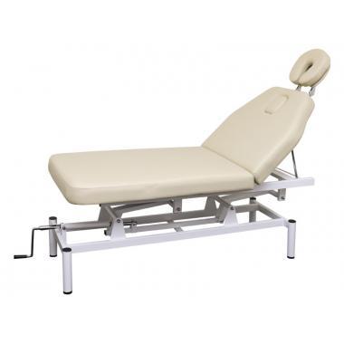 Массажный стол модель 257, 2-х секционный с регулируемой высотой