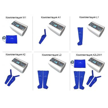 Аппарат для прессотерапии (БЛОК УПРАВЛЕНИЯ) мод.1002 Beauty Service™