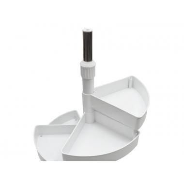 Штатив с лотками мод. SMY для лампы-лупы (11,3 кг)