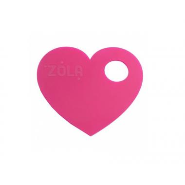 ZOLA Палитра для смешивания (сердце)