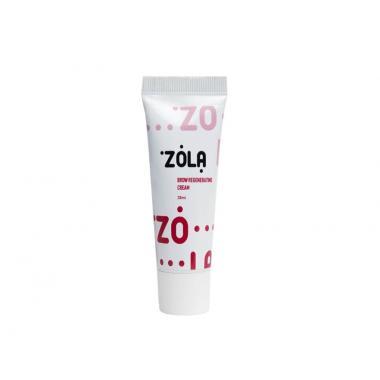 Регенерирующий крем для бровей ZOLA Brow Regenerating Cream, 20 мл