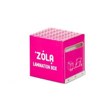ZOLA Защитная пленка в коробочке с резаком для ламинирования ресниц и бровей, татуажа (42 ммх200 м)