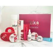 ZOLA Brow Box mini набор для бровей перед окрашиванием