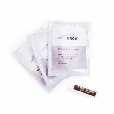 Хна WowBrow для бровей (3 САШЕТА * 1 Г)