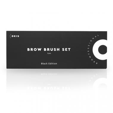 Набор кистей Brow Brush set OKIS BROW Limited edition