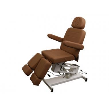 Педикюрное кресло-кушетка мод. 3706 (1 мотор)