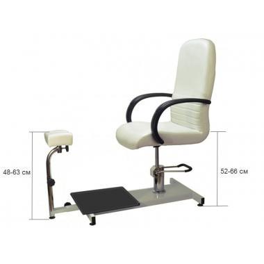 Педикюрное кресло SPA-100