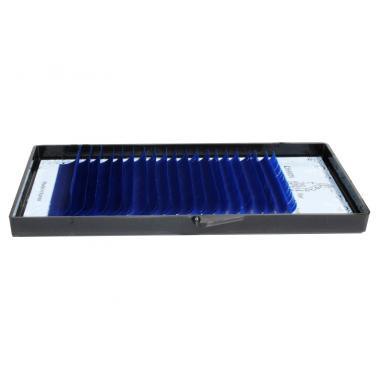 Ресницы синие (blue) Lovely - 20 линий - MIX