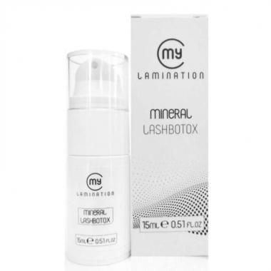 Mineral Lash BTX от My Lamination для ламинирования ресниц и бровей (15 ml)