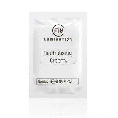 Состав №2 Neutralising cream+ (1.5 ml) My Laminationl для ламинирования ресниц и бровей