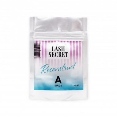 Набор составов для ламинирования ресниц (3 шт, один вид) Restart LASH SECRET