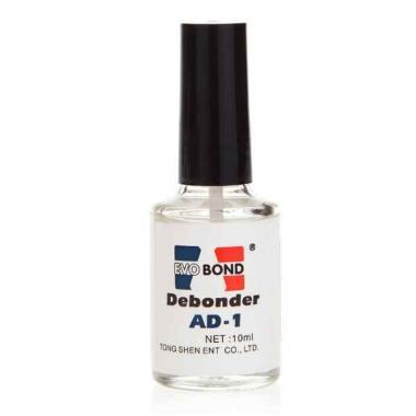 Дебондер Debonder AD-1 I-Beauty для снятия ресниц , 10 мл