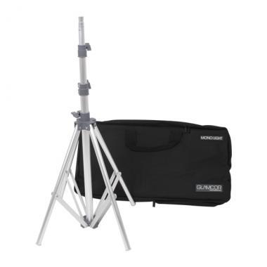 Сумка-чехол + подставка для лампы GLAMCOR MONO LIGHT