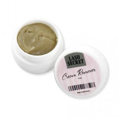 Ремувер кремовый LASH SECRET(15мл)